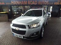Chevrolet Captiva 2.2 Vcdi Ltz Estate