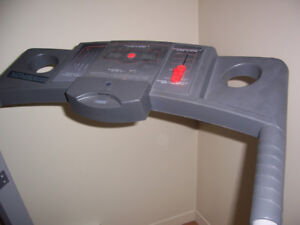 tapis d'exercice Weslo Treadmill( canadian tire)