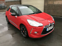 2012 CITROEN DS3 1.6 e-HDi 90 BHP AIRDREAM D STYLE PLUS,91000 MILES WARRANTED