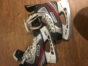 Bauer Vapor boys hockey skates