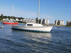 Sailboat nimrod