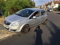 Vauxhall corsa 07 1.2