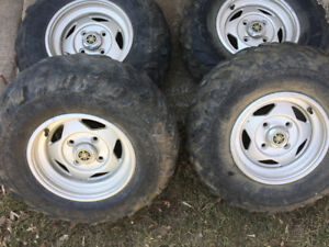 """Yamaha 12"""" Wheels"""