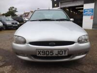 Ford Escort 1.6i 2000 Finesse DRIVE AWAY TODAY P/HIST ORIGINAL SALES INVOICE!