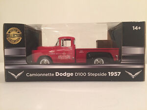 Camion Canadian Tire 1957 Dodge D100