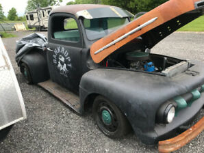1952 ford pick up