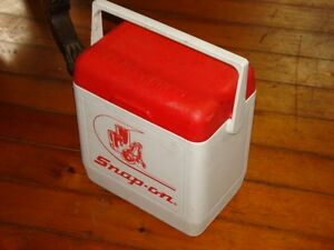 1980's Snap-On Picnic Cooler.
