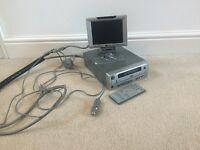 centurion in car DVD player