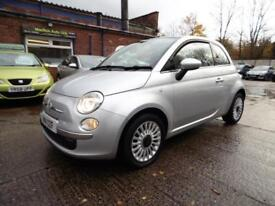 Fiat 500 1.2I LOUNGE S/S ( 1 OWNER + SUNROOF + ALLOY)
