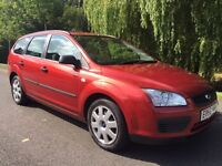 FORD FOCUS 1.8 LX TDCI TURBO DIESEL ESTATE CAR FULL MOT RECENT CAM BELT CHANGE FIRST TO SEE WILL BUY
