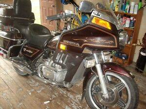1981 Honda Gold Wing  1100 cc
