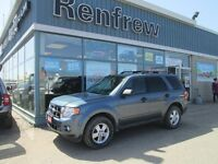 2012 Ford Escape XLTMAKE ME AN OFFER!! WONT BE UNDERSOLD!! 613-4