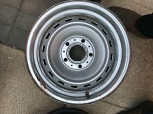 FS: Chevy/GMC C10 Rally Rims w/ rings and caps.