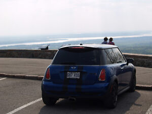 2005 MINI Mini Cooper S R53 Coupe (2 door)