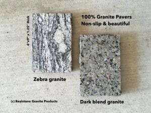 Granite Pavers - MOVING SALE!