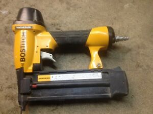 magnesium Bostitch Brad Nailer