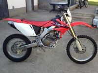 2006 CRF 250X
