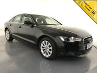 2013 63 AUDI A6 SE TDI DIESEL 4 DOOR SALOON 1 OWNER SERVICE HISTORY FINANCE PX