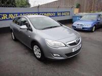 2011 Vauxhall Astra 1.7 CDTi ecoFLEX 16v ES 5dr