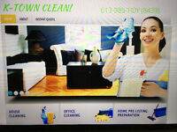K-Town Clean! Home and Office Cleaning-Get Instant Quote Today!