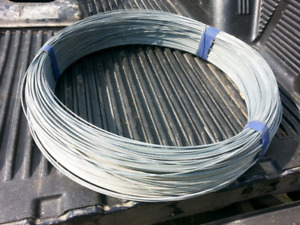 Brand New electric fence wire Hi Tensile 3000+ feet