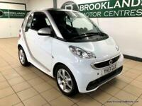 2013 smart fortwo 1.0 PULSE MHD [£0 ROAD TAX & LOW MILES] Auto COUPE Petro