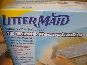 Litter maid waste receptacles. NEW 30 in total. DWS. Sarnia Sarnia Area image 2