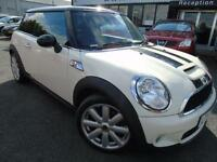 2007 Mini 1.6 Cooper S - White - 12 months MOT + Platinum Warranty!