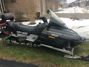 Skidoo Grand Touring (Special Edition)