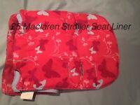 Maclaren seat liner