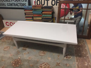 Mcm coffee table Lane mfg