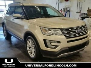2017 Ford Explorer Limited  - Low Mileage
