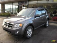 2009 Ford Escape XLT 4X4 SUV, Crossover
