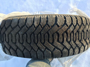 P225/60R16 Goodyear Nordic WInter Tires