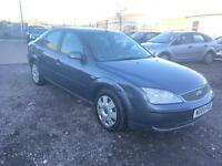 2004/04 Ford Mondeo 1.8 LX LONG MOT EXCELLENT RUNNER