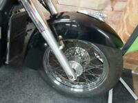 HONDA VT750 C4 SHADOW 2004 FITTED WITH PANNIERS