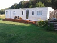 Static Caravan with C/heating