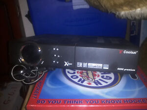 Coolsat 6000 Premium Cable Box