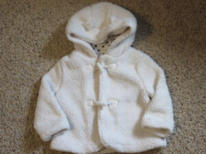 Unisex 18-24 month fall jacket