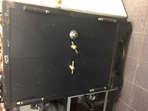 Safety box or cabinet