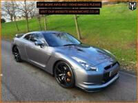 2009 (09) NISSAN GT-R BLACK EDITION 68K MILES (LITCHFIELD STAGE 4.5)(OVER 700BHP