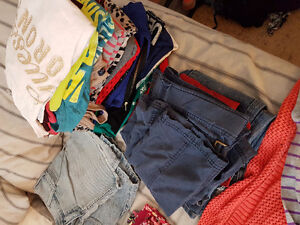 Womans brand name clothing lot
