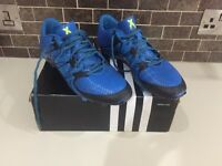 Addidas size 10.5 football boots