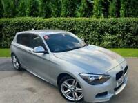 2014 BMW 1 Series M Sport Auto Hatchback Diesel Automatic