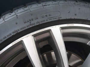 Michelin pilot sport AS3+ 225/255 pneus