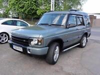 2004 Land Rover Discovery 2.5 TD5 ES MANUAL 5dr