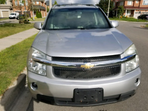 2007 Chevrolet equinox 6 cylinder all wheel drive