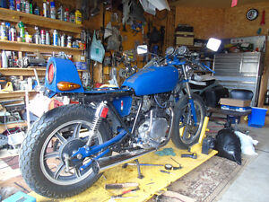 YAMAHA CAFE PROJECT FOR SALE