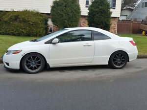 2007 Honda Civic Coupe (2 door) reduced price