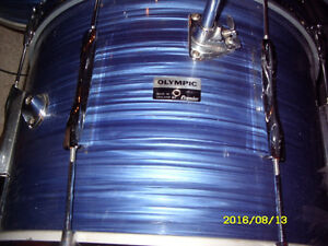 Late 60's premier 4 piece drum shell kit for sale or trade Peterborough Peterborough Area image 4